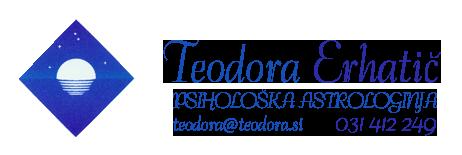 Certificirana psihološka astrologinja
