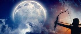 Polna Luna v Strelcu 9.6.2...